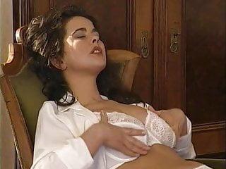 Lesbian secretary licks the hairy pussy doctor...