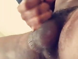 Dick nutting...