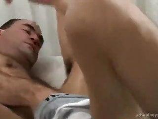 young gay boy fuck mature man...