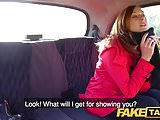 Fake Taxi Linda Sweet fucked by drivers big cock