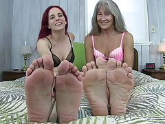 POV Foot Worship JOI 8 TRAILER