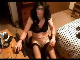 Crossdressers caught on cam vol 2 mature men...
