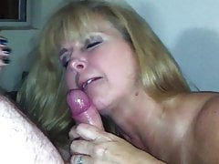 blowjob and receives hot milk in her mouthPorn Videos