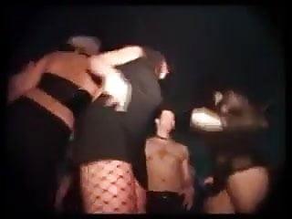 Kinky Package Kat Membership intercourse trance music.