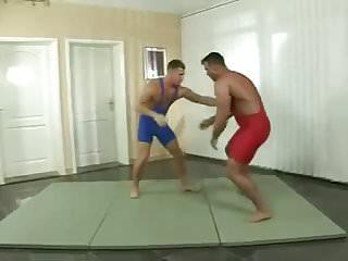 Mark summers vs rick bauer wrestling...