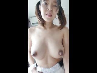 YoradaX Asian Maid fucked on top
