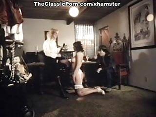 Desiree cousteau in vintage sex video...