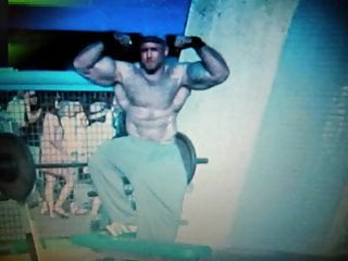 Edgar Guanipa In A Lemuel Perry Film.Venice Beach Top Muscle