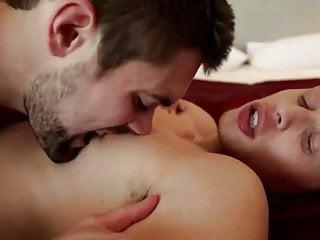 Nipple licking session