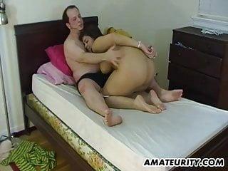 Busty tied amateur gf blowjob...