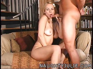 Naughty Julie - Fluffer