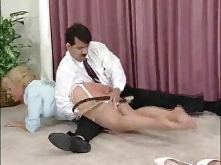 Gets spanked p4...
