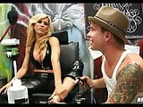 Blonde MILF gets a Tattoo and some Dick