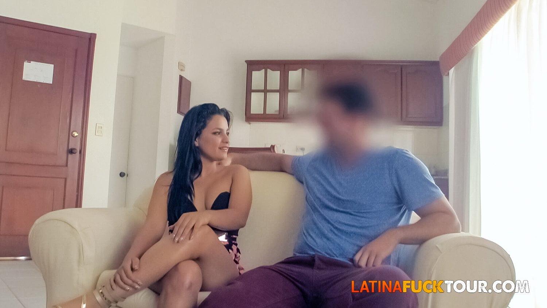 Thick Latina Loves to Be Fucked Hard