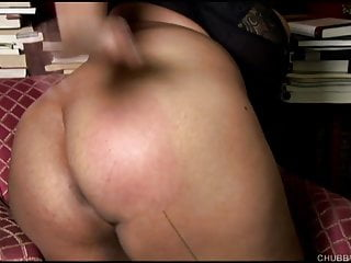 Talks dirty about her love of spanking...
