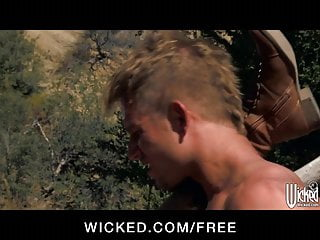 Wicked picks up a hitchhiker...