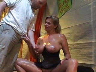 Pierced german sexy mature