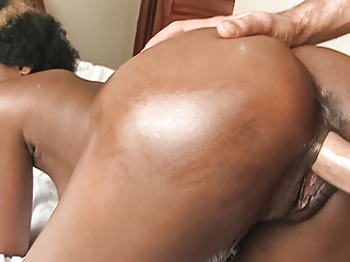 Amateur loves dancing on my cock...