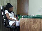 Ebony Nurse Claudia