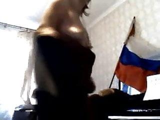 Granny likes play naked...