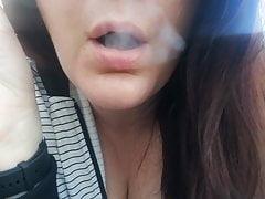 Smoke some super sexy cigarettes with Nicoletta