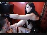 Cruel Dom Make Her Slave Pay