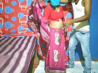 Beautiful hardcore Desi bhabhi fucks devar