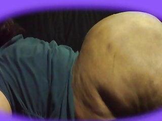 Redbone anal play...