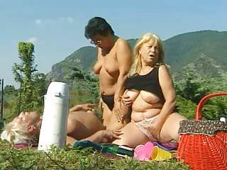 Granny Lesbian Picnic