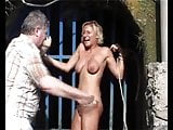 Bdsm Whipping outdoor vintage