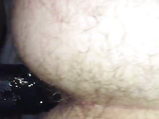 My girlfriend fucks me with her strapon...