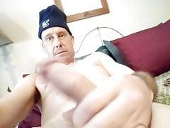 Steven Elliott stroking
