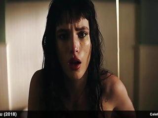 Bella thorne shower scenes...