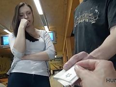 Hunt4k. Couple Het Tired Blikken Bowling, Guy Wants Money, Chick