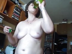 Aunt Sveta Star Gives Blowjob