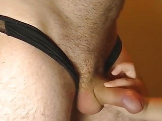 Handjob with Cum on Tits