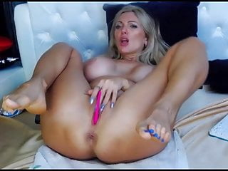 and Sexy squirt Mona - Milf fingers