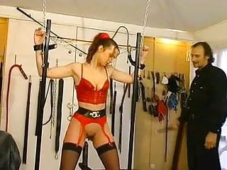 beauty under whip 2...
