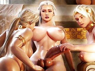 Slave girls 3 trans...