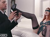 Wicked Foot Job & Facial For Lacy Lennon