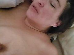 Watch her nipple get hard