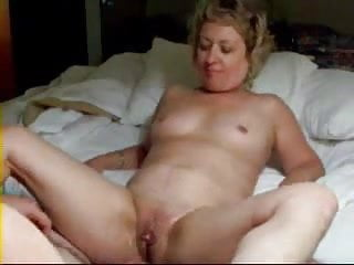 Pervert in front of hubby and squirt...