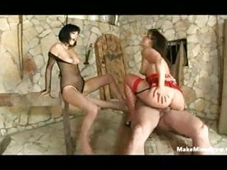 Cum-swapping for hot bitches-1