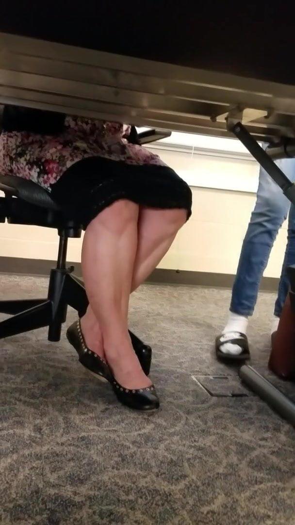 Sexy Feet Solo Masturbating