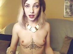 Petite Sloppy Deepthroat Facefuck Slut SandraRuby