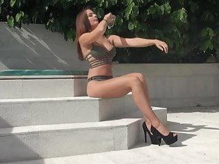Fucking A Hot Escort Outdoor