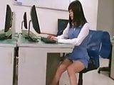 Upskirt of Japanese woman 2
