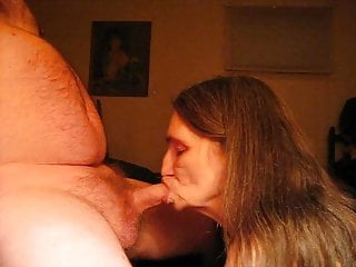 Down my throat amp cum swallowing...