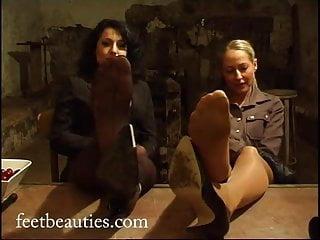 2 dom ladies nylon feet povPorn Videos