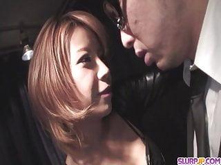 Busty Sumire Matsu On Her Knees – Extra at Slurpjp.com